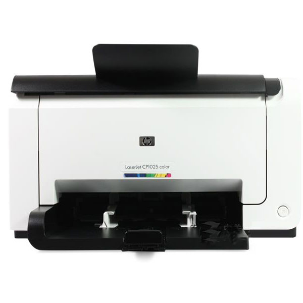 HP彩色激光打印机Color LaserJet CP1025