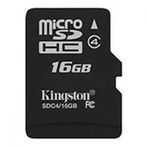 【金士顿Kingston】 16G Class4 TF(Micro SD)存储卡
